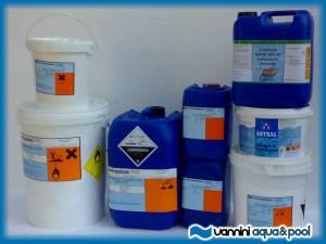 gamma completa prodotti piscina