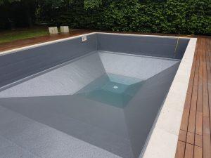Buca per piscina Interrata